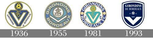Histoire logo Bordeaux