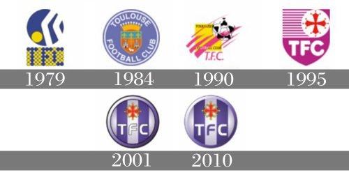 Histoire logo Toulouse
