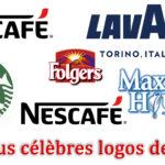☕ Les plus célèbres logos de cafés