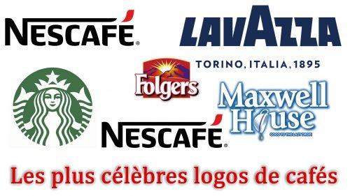 Les plus célèbres logos de cafés