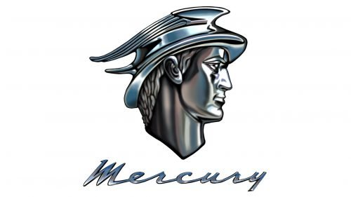 Merkury Man logo