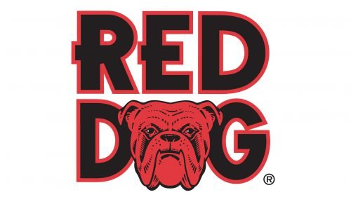 Red Dog Beer Logo