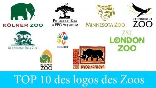 TOP 10 des logos des Zoos