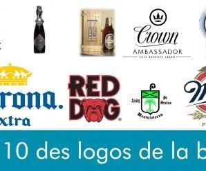 Top 10 des logos de la bière