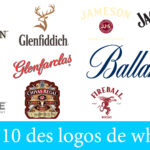 🍷 Top 10 des logos de whisky
