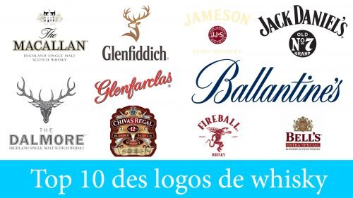 Top 10 des logos de whisky