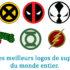 Top 20 des meilleurs logos de super-héros du monde entier