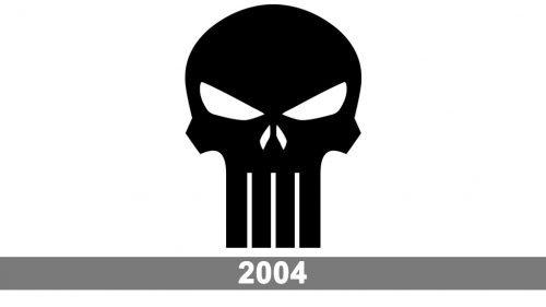 Histoire logo Punisher
