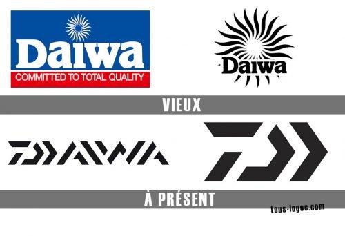 Histoire logo Daiwa