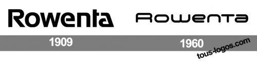 Rowenta logo histoire