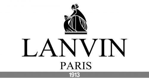 Lanvin logo histoire