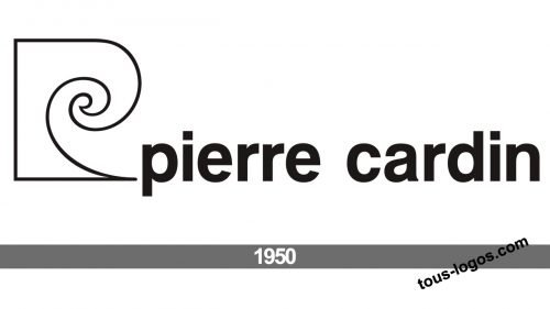 Pierre Cardin Logo histoire