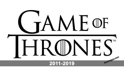 Histoire logo Game of Thrones
