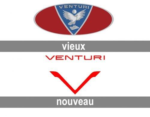 Venturi logo histoire