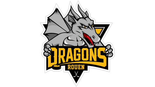 Dragons de Rouen logo