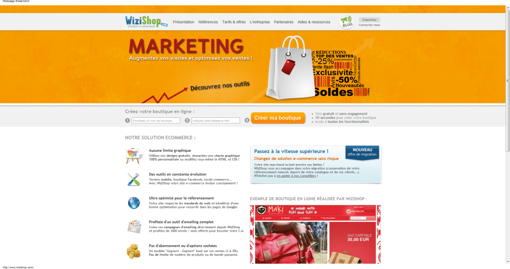 Comment Wizishop a fait de l'Inbound Marketing sans le savoir