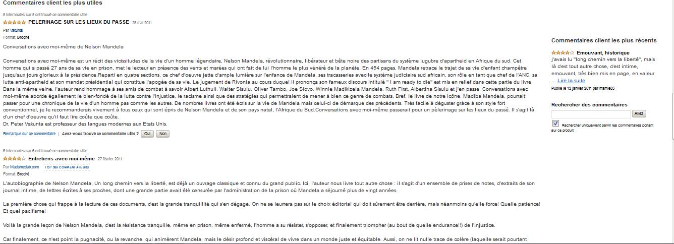 Communauté Amazon