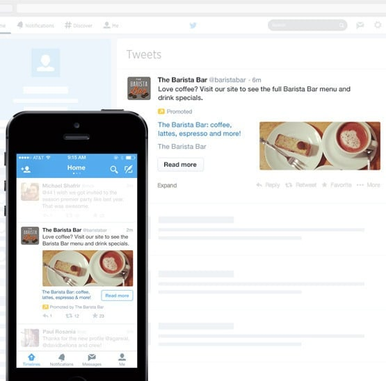 Annonce Preview Website - Publicité sur Twitter un récapitulatif est de rigueur