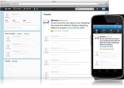 Tweet Sponsorisé - Publicité sur Twitter un récapitulatif est de rigueur