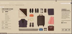 Le magasin magazine de Louis Vuitton
